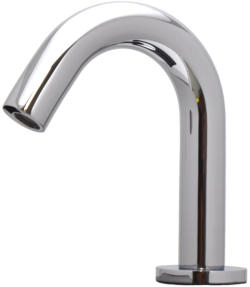 AEF-300T Tubular Single Hole Automatic Faucet System