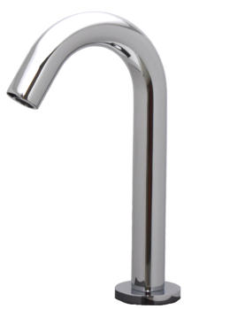 AEF-302T Tubular Gooseneck Automatic Faucet System